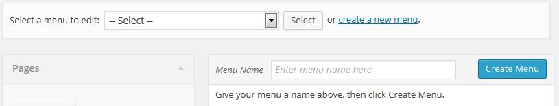 create-menu