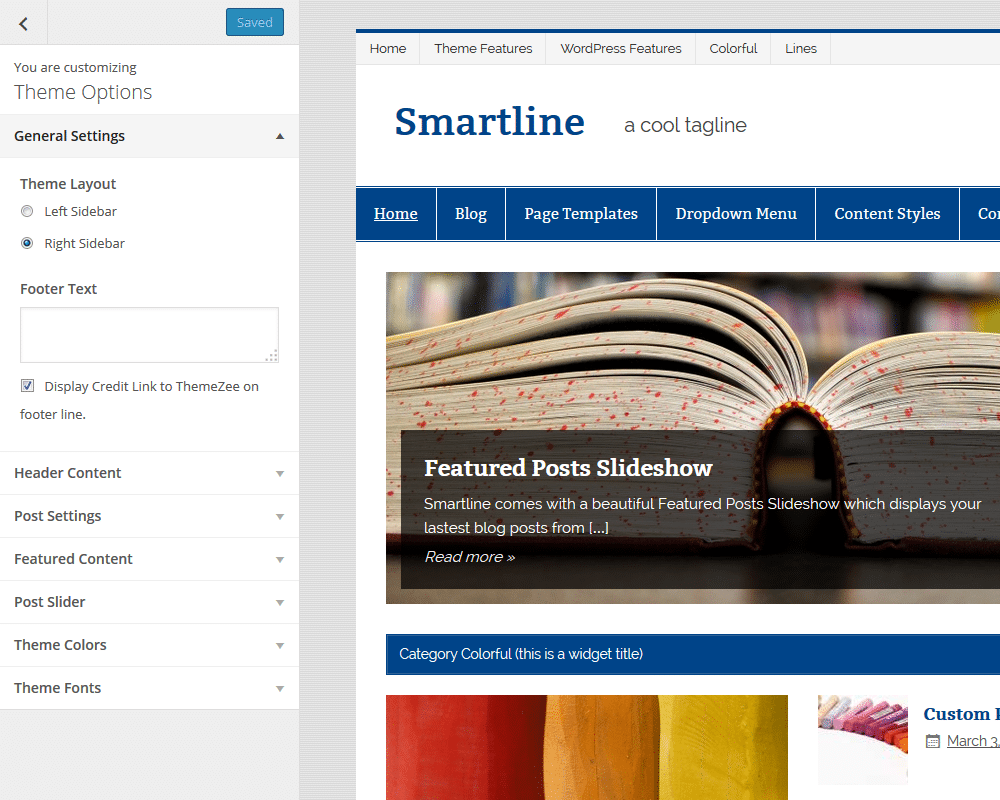 smartline-theme-options
