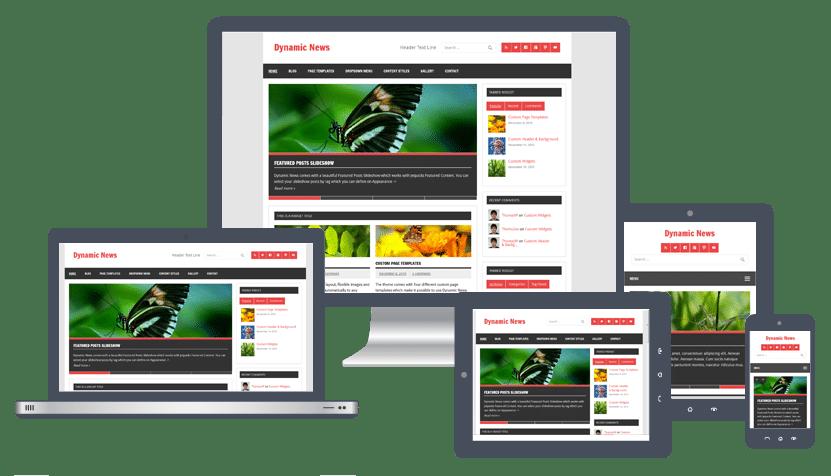 Dynamic News – ThemeZee