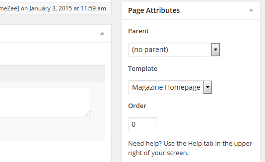 magazine-page-attributes