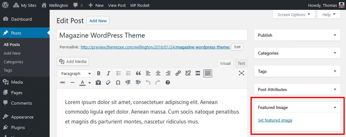 security company wordpress template