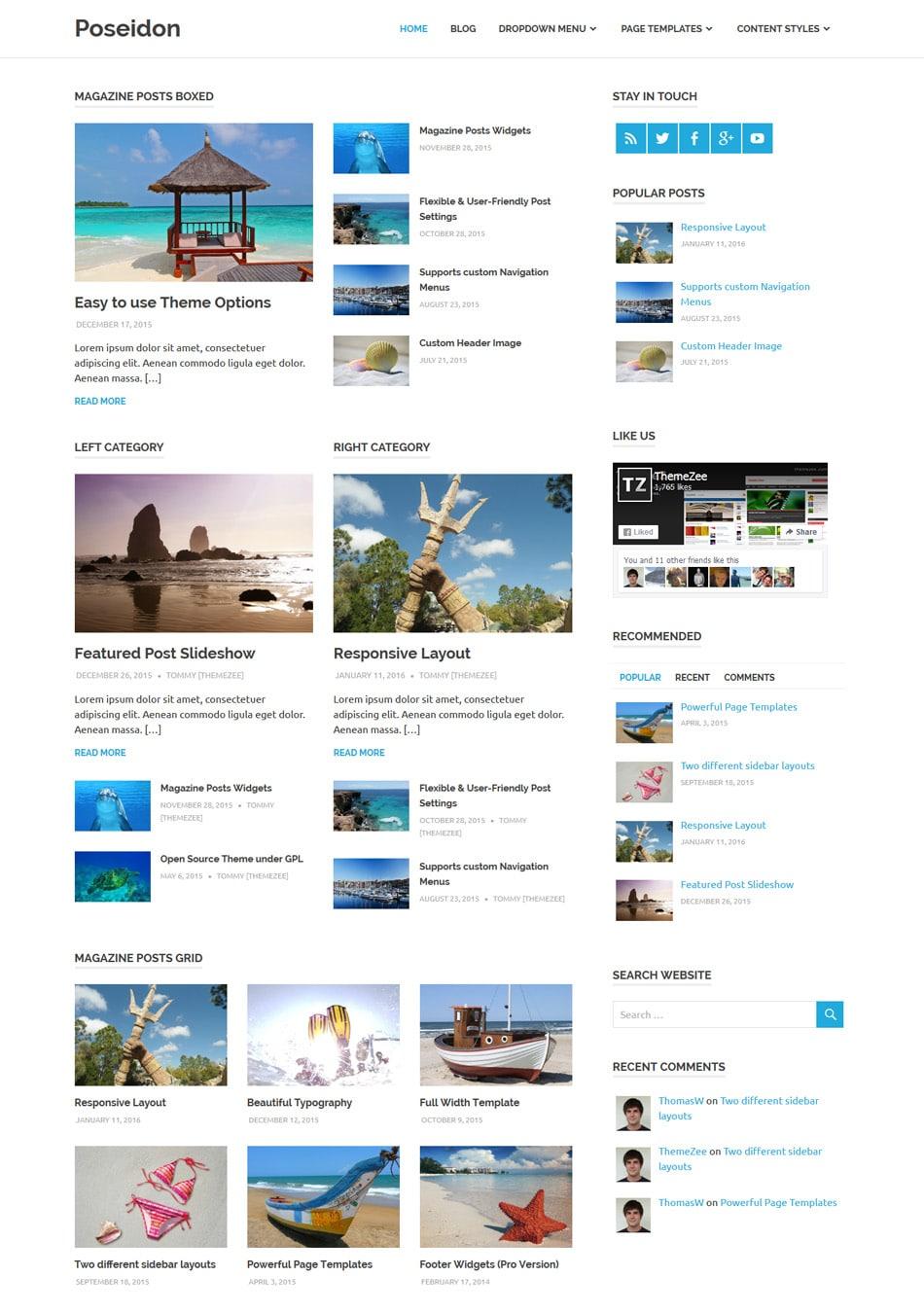 poseidon-magazine-homepage