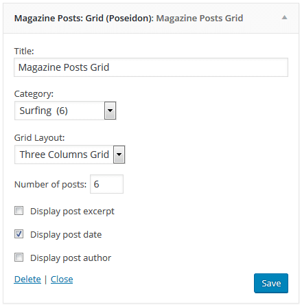 poseidon-magazine-posts-grid-settings