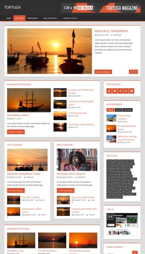 tortuga-magazine-homepage