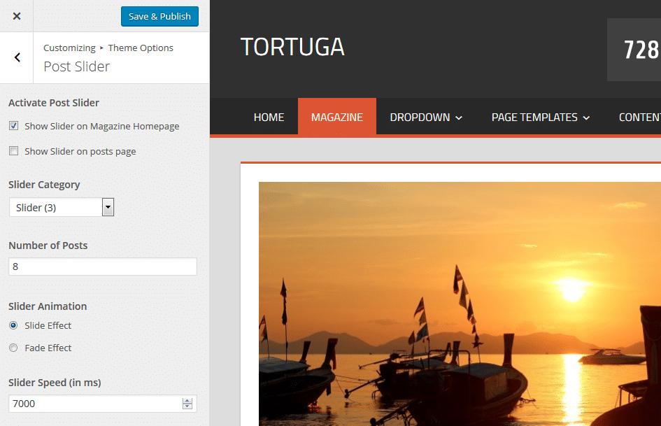 tortuga-slider-settings