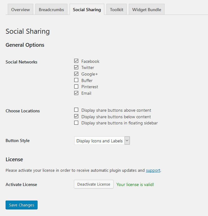 social-sharing-settings