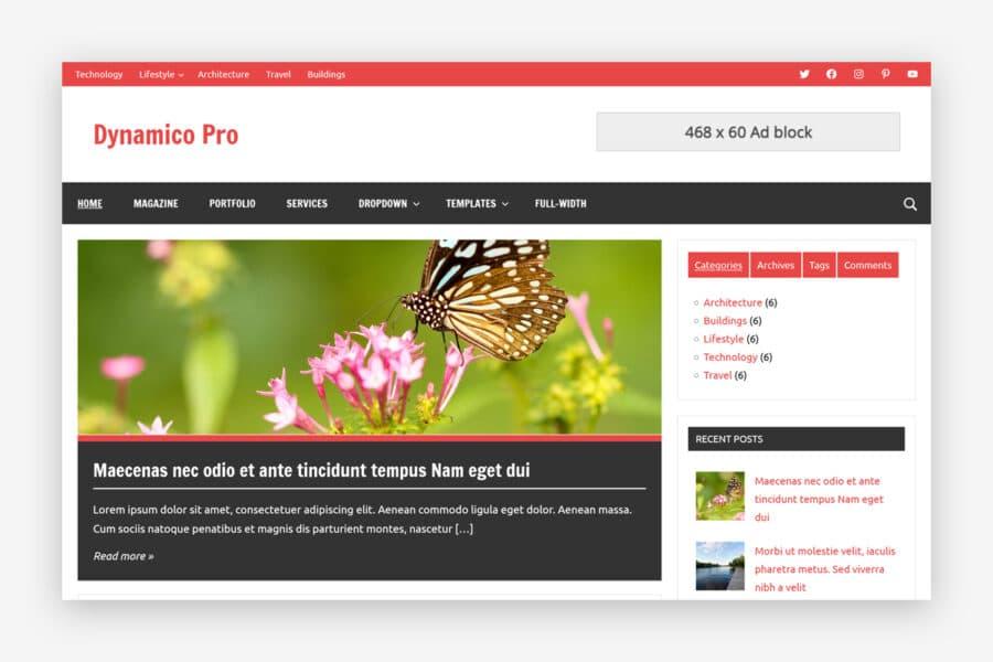 Dynamico Premium Features